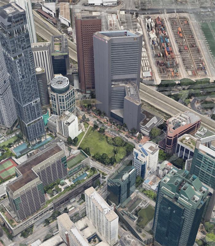 One Bernam Location 3D